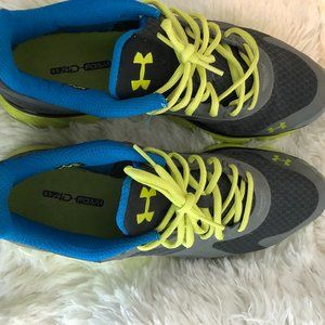 Under Armor Mens Athletic Shoes